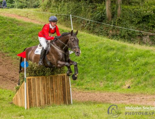 Latest Press Release – Full classes and famous faces at Somerset's Nunney International Horse Trials