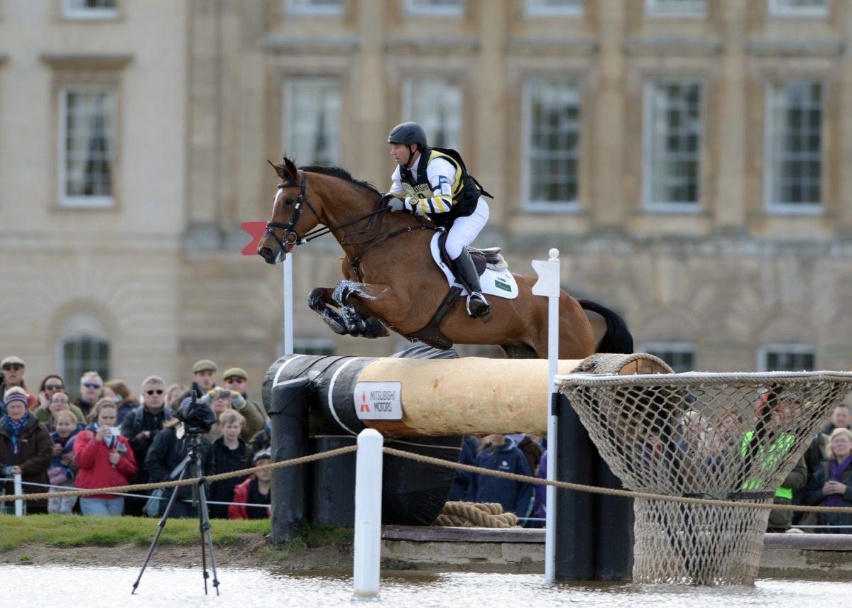 Trade Stands Badminton Horse Trials : Good luck sam griffiths nunney international horse trials