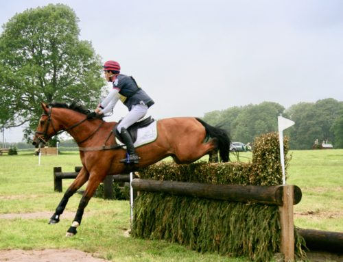 Biats is top at Nunney International